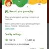 [Mise à jour: Télécharger APK permet l'enregistrement] Google ajoute Gameplay enregistrement à lire Games App